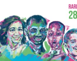 Logo rare disease day2021