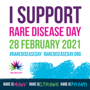 Illustration for Rare Disease Day 2021