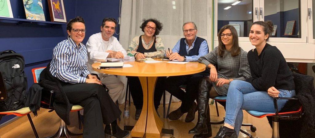 Groupcfoto multidisciplinary team