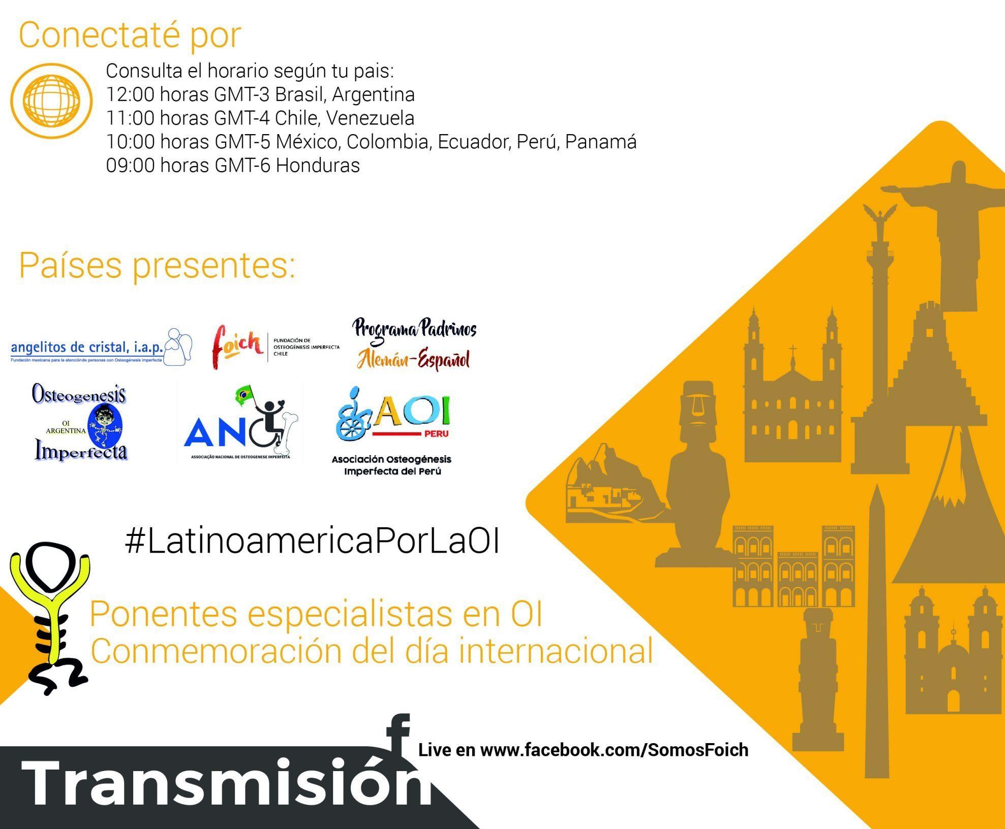 Flyer Latin-American OI Congress