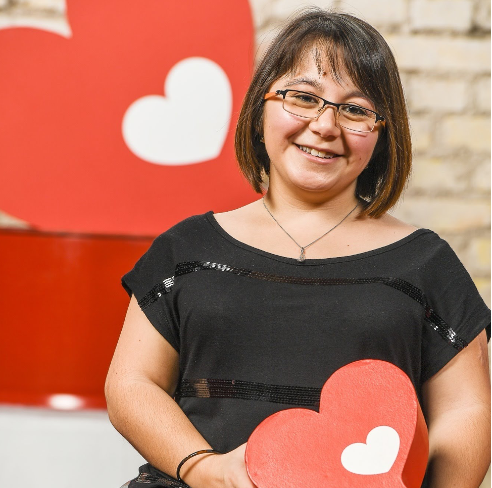 Simey Truong - profile picture of our youth coordinator